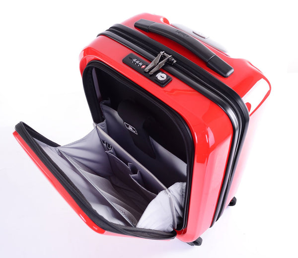Lojel Lucid 21.5 Inch Hardside Spinner Upright Luggage