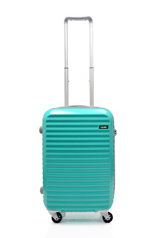 Lojel Groove 22 Inch Zippered Hardside Spinner Upright Luggage