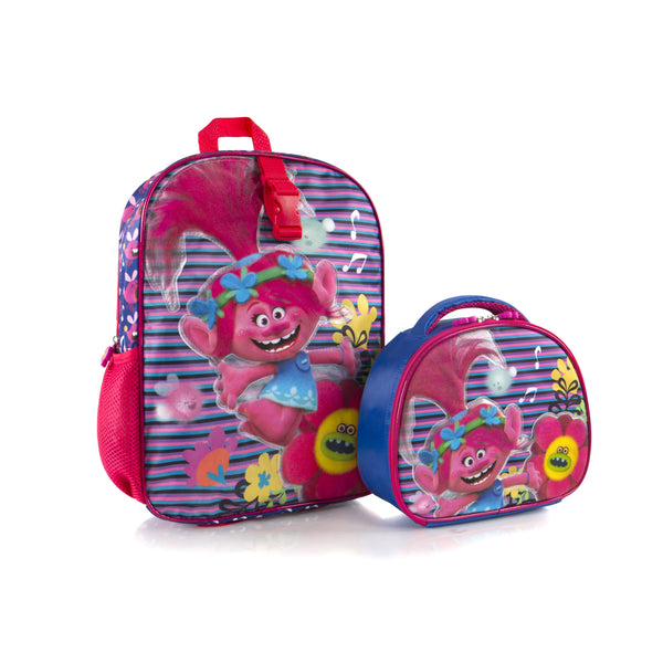 Heys DreamWorks Backpack with Lunch Bag - Trolls