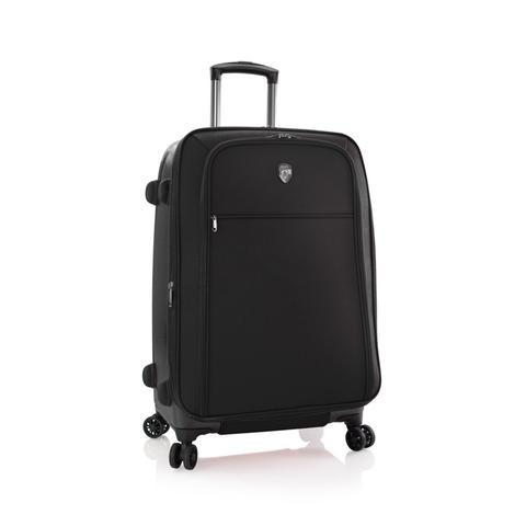Heys Stratos Hybrid Deep Space 26 Inch Expandable Upright Luggage