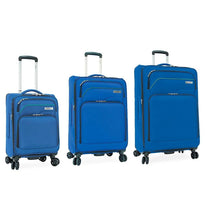 WestJet Apollo 3 - 3 Piece Spinner Luggage Set