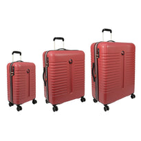 Delsey Iroise 3 Piece Expandable Spinner Luggage Set