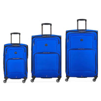 Delsey Optima 3 Piece Spinner Luggage Set