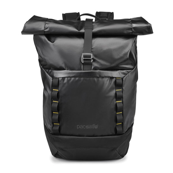 Pacsafe Dry Lite 30L Anti-Theft Water Resistant Backpack - Black