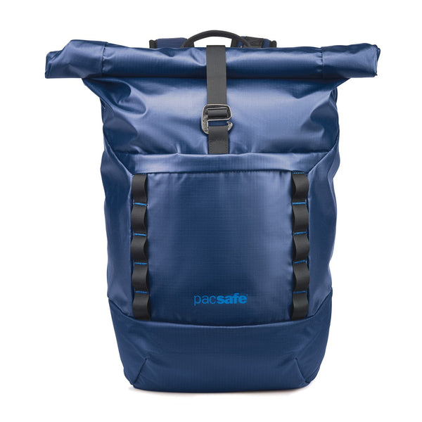 Pacsafe Dry Lite 30L Anti-Theft Water Resistant Backpack - Lakeside Blue