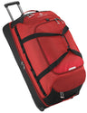 Eagle Creek Expanse Drop Bottom Wheeled Duffel 32 - Volcano Red