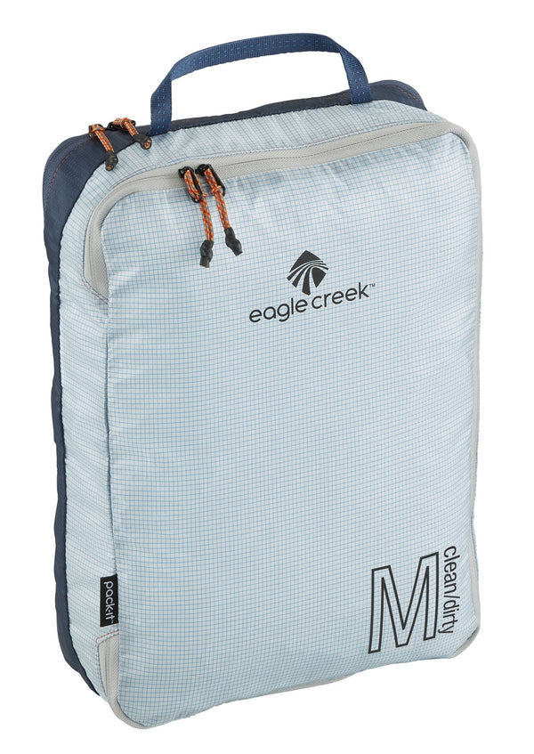 Eagle Creek Pack-It Specter Tech Clean/Dirty Cube M - Indigo Blue