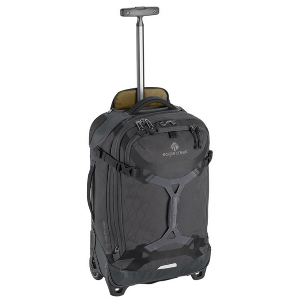 Eagle Creek Gear Warrior Wheeled Duffel Carry On - Jet Black
