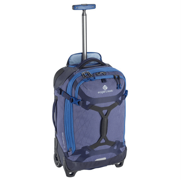 Eagle Creek Gear Warrior Wheeled Duffel Carry On - Arctic Blue