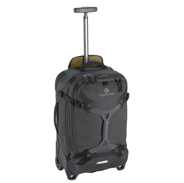 Eagle Creek Gear Warrior Wheeled Duffel International Carry On - Jet Black