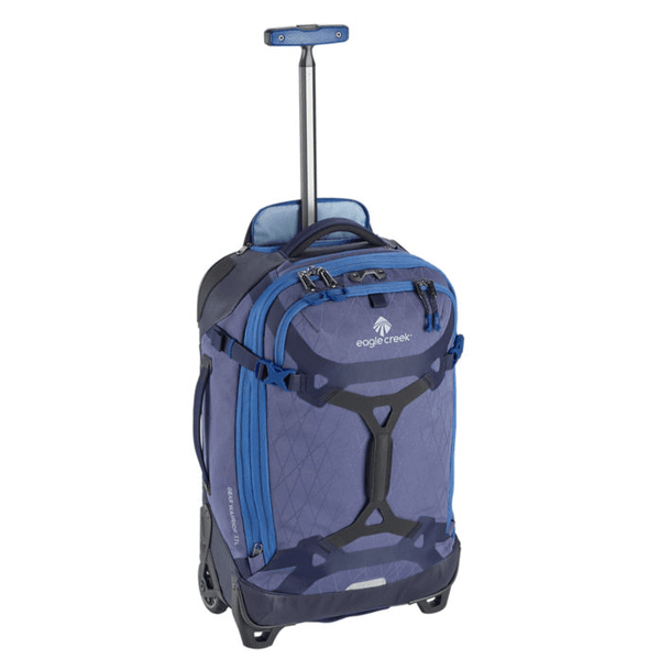Eagle Creek Gear Warrior Wheeled Duffel International Carry On - Arctic Blue