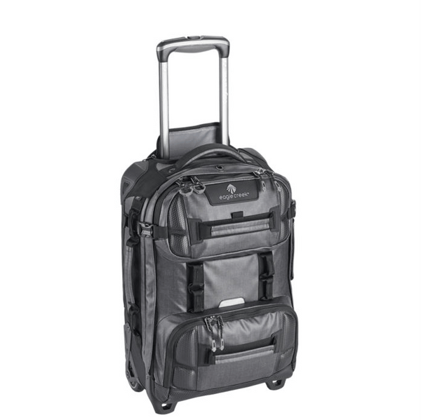 Eagle Creek ORV Wheeled Duffel Carry On - Asphalt Black