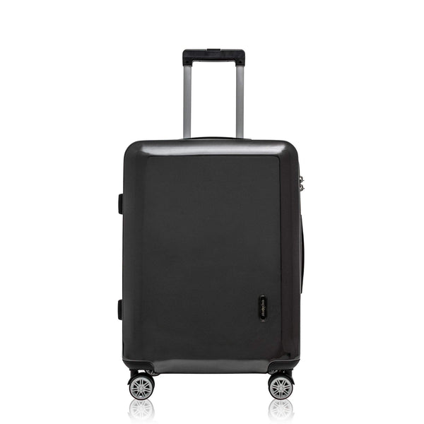 Explorer Edge 2 Piece Expandable Spinner Luggage Set (Carry On & Medium)