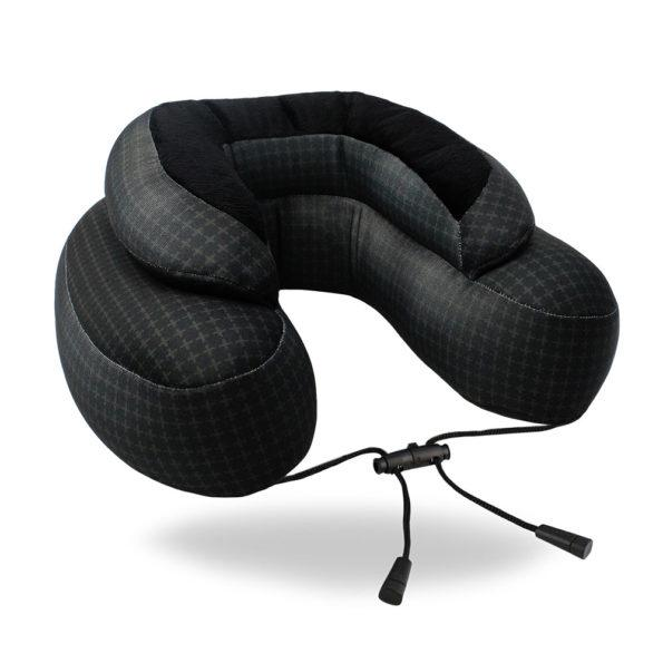 Cabeau Evo Microbead Pillow - Black Plus