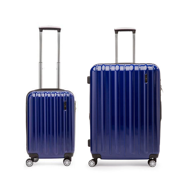 Explorer Classic Collection 2 Piece Expandable Spinner Luggage Set - Carry-On & Medium