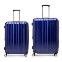 Explorer Classic Collection 2 Piece Expandable Spinner Luggage Set - Medium & Large