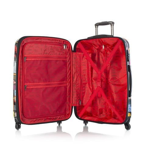 Heys Luggage FVT Germany Collection - 3 Piece Hardsided Spinner Upright Luggage Set