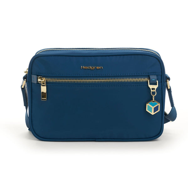 Hedgren Spark Medium Crossbody Bag - Nautical Blue