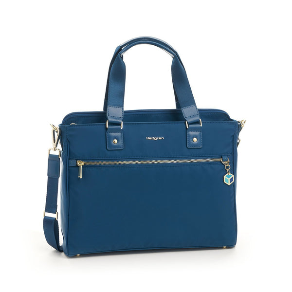 Hedgren Appeal Large Handbag 14.1 Inch - Nautical Blue