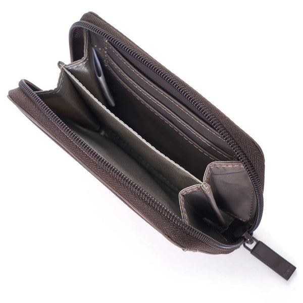 Hedgren Krona Zipper Purse with RFID Pocket
