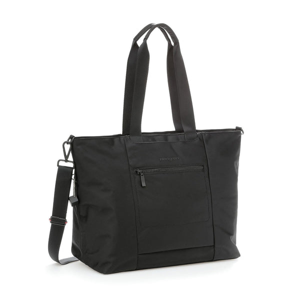 Hedgren Swing Large Tote with RFID Pocket - Black