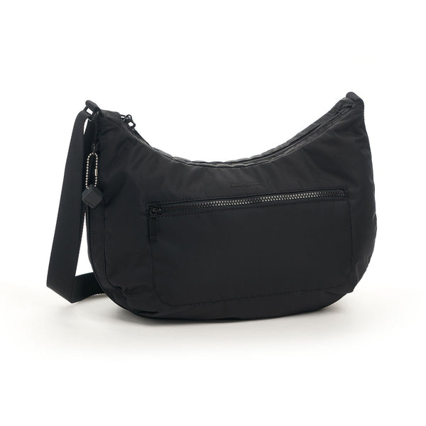 Hedgren Junket Large Crossbody with RFID Pocket - Black