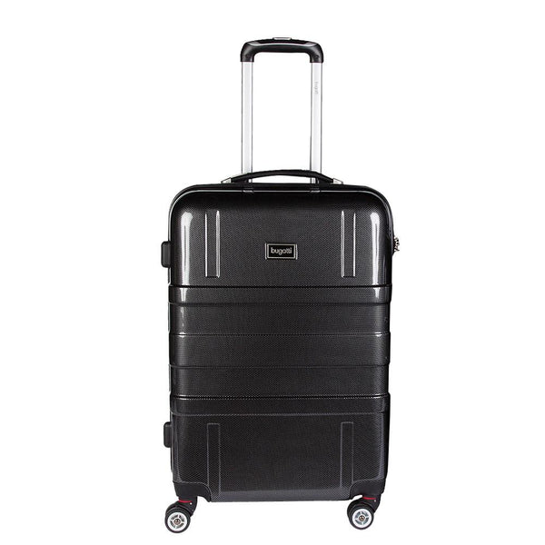 5eeb92c79a18 Bugatti Hard Case Collection - 20 Inch Hardshell Spinner Carry On Upright  Luggage