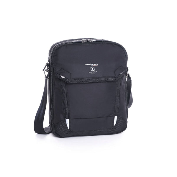 Hedgren Contact Crossbody 7 Inch - Black