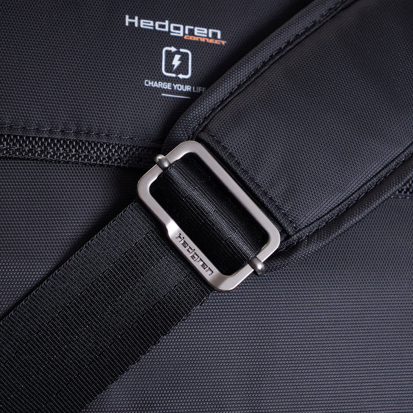 Hedgren Tie Messenger Bag 15 Inch
