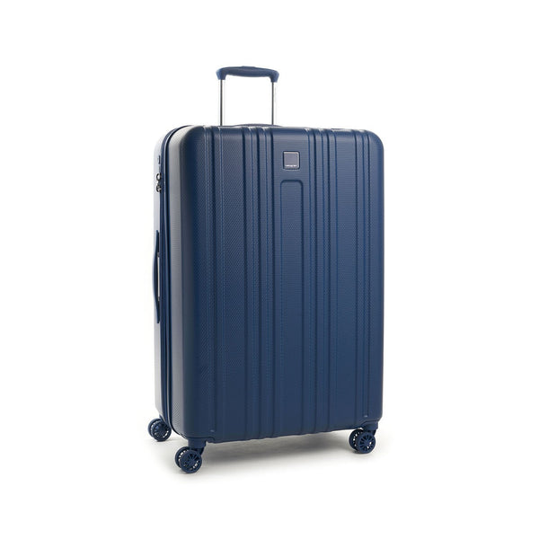 Hedgren Gate LEX 29 Inch Expandable Spinner Luggage - Navy Peony