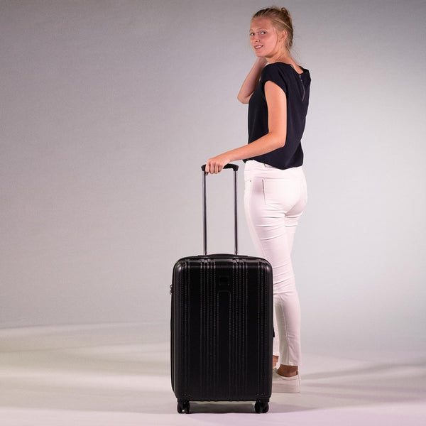 Hedgren Gate MEX 24 Inch Expandable Spinner Luggage