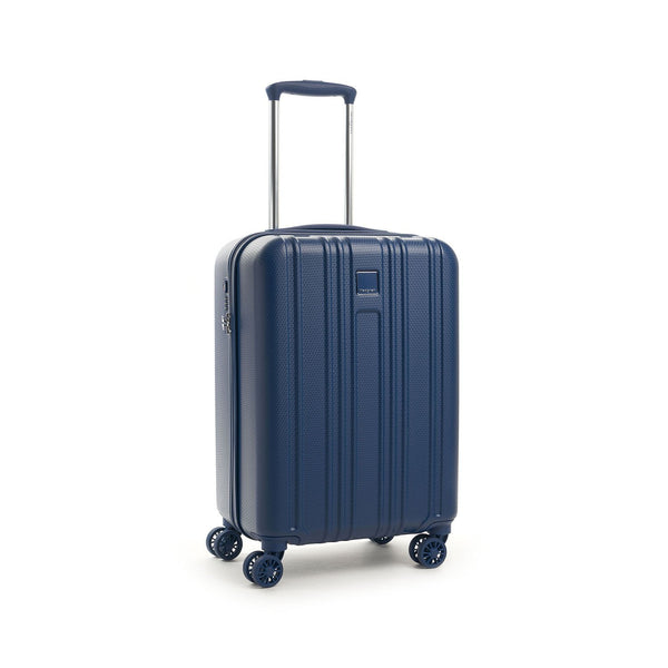 Hedgren Gate MEX 24 Inch Expandable Spinner Luggage - Navy Peony