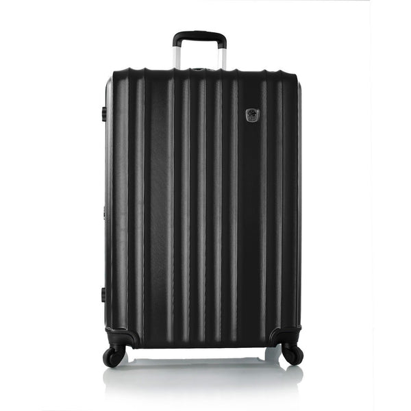Heys HX7 3 Piece Hardside Lightweight Spinner Luggage Set