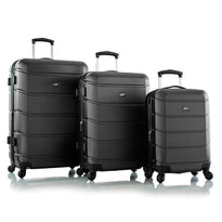 Leo by Heys HX9 3-Piece Hardside Spinner Luggage Set