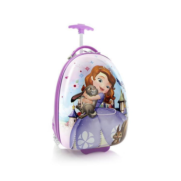 Heys Disney Sofia the First Kids Luggage