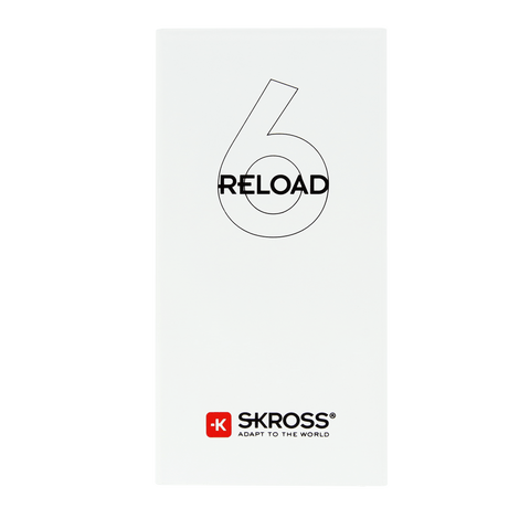 SKROSS RELOAD 6 - Powerbank