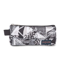 JanSport Basic Accessory Pouch - Black Street Lines