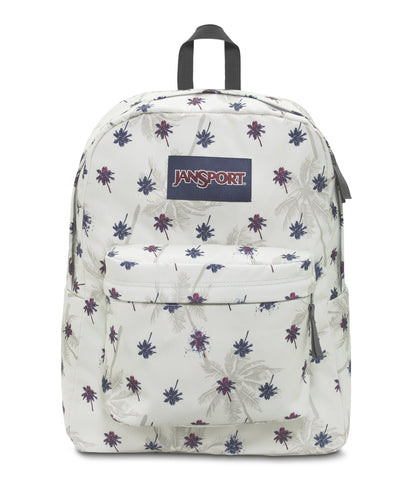 JanSport Superbreak Backpack - Goose Grey Urban Oasis