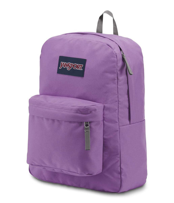 JanSport SuperBreak Backpack - Vivid Lilac