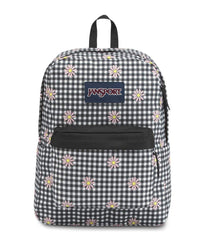 JanSport SuperBreak Backpack - Gingham Daisy
