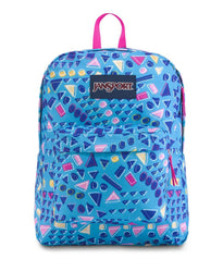 JanSport SuperBreak Backpack - Tumbled Treasures