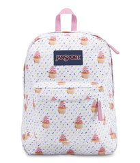 JanSport SuperBreak Backpack - Cupcakes