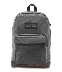 JanSport Right Pack DE Backpack - Black White Herringbone