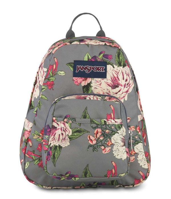 c3f1362dd74 JanSport Half Pint Mini Backpack - Grey Bouquet By Jansport $29.95 You  Save: ( )