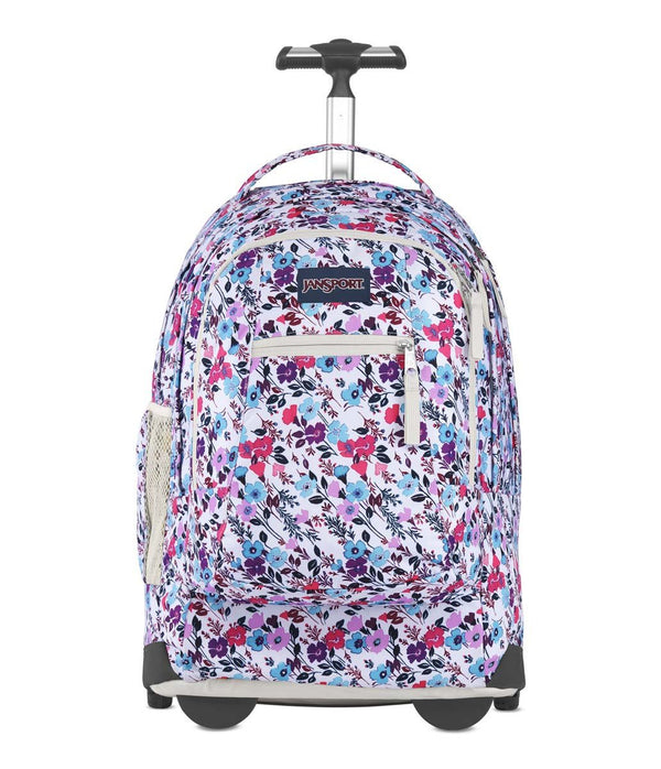 JanSport Driver 8 Backpack - Petal To The Metal