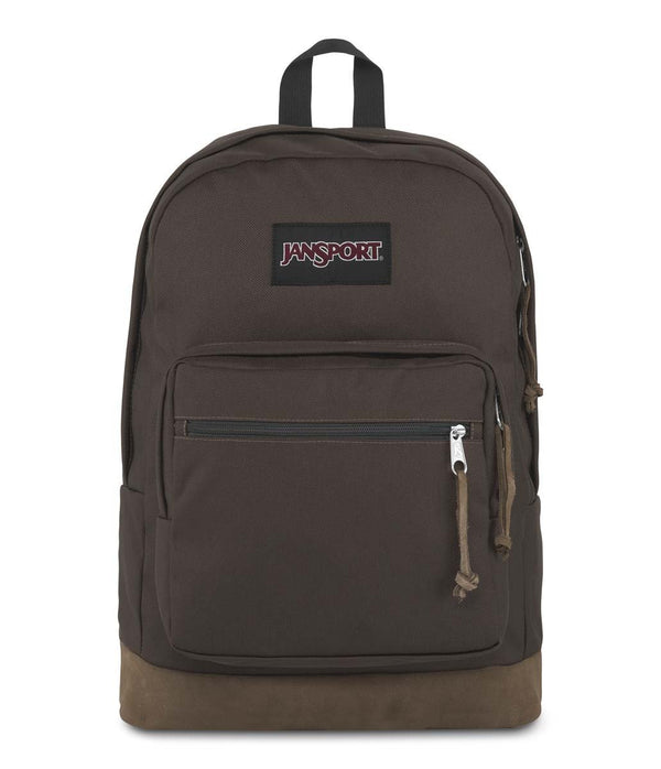 JanSport Right Pack Backpack - Coffee Bean