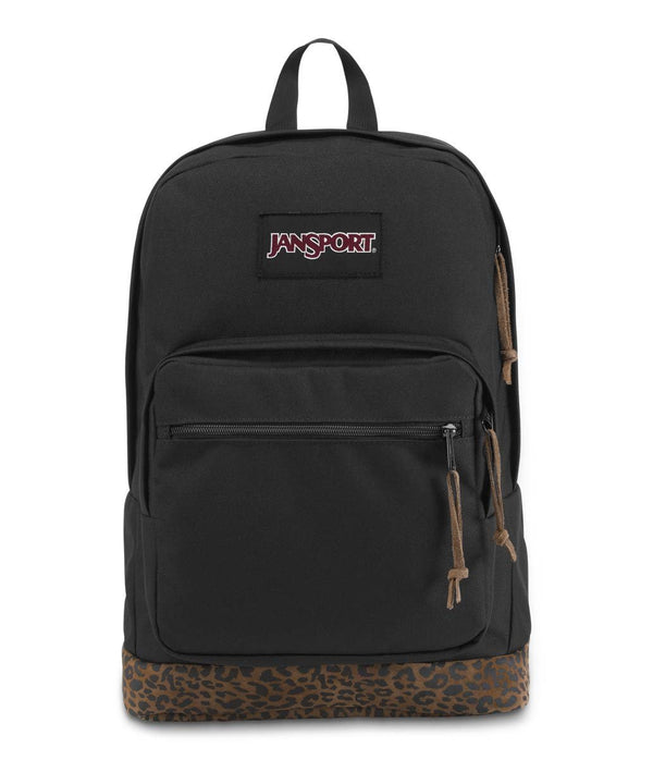 JanSport Right Pack Expressions Backpack - Leopard Boot
