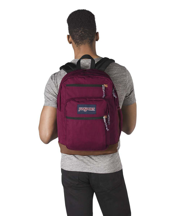 JanSport Cool Student Backpack - Russett Red