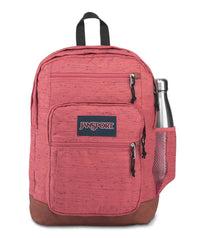 JanSport Cool Student Backpack - Slate Rose Plain Weave