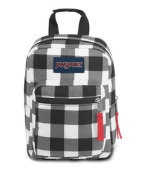 JanSport Big Break Lunch Bag – Buffalo Check Mix